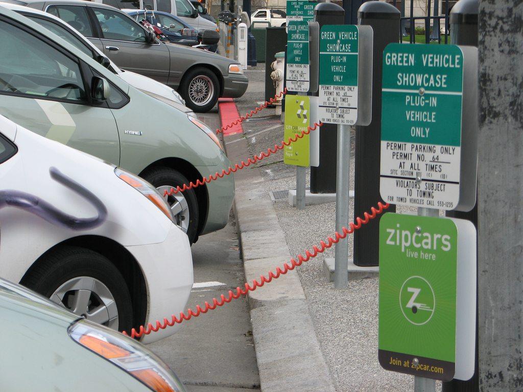 public electric vehicle charging sucks