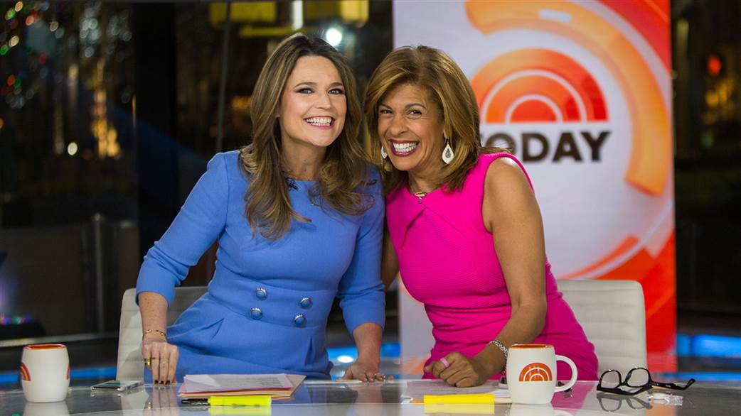 Good Morning America Stories Today : Story of strive hoda kotb is the new co host today