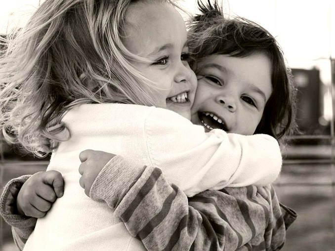 A hug is probably the simplest-yet-most-powerful way to connect with anyone, be it someone we deeply love or a complete stranger.
